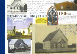 Frederickton Uniting Church Sesquicentenary